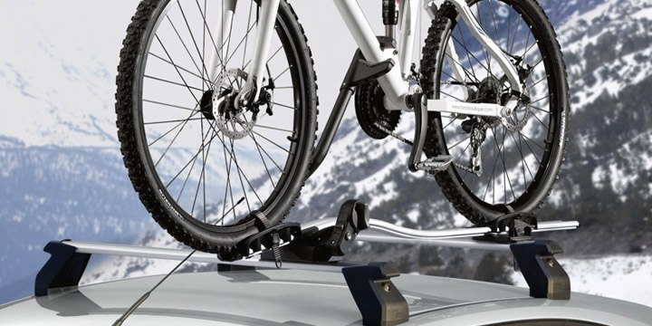 Prtljažnik za kolo