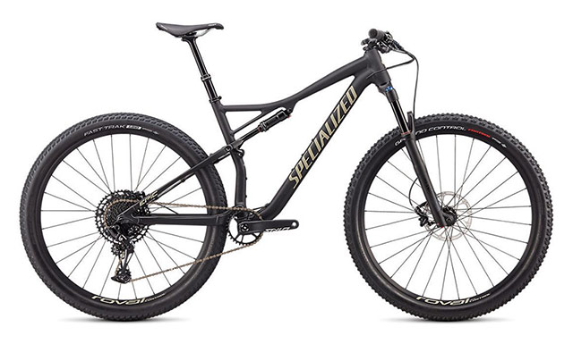 XC gorsko kolo Specialized Epic Comp EVO 29""