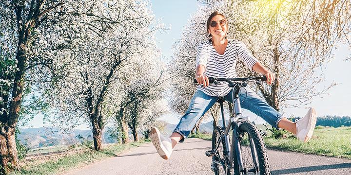 Prijetno kolesarjenje